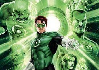 Hel Dzhordan (Green Lantern) – supereroe dell'universo DC Comics. Green Lantern Corps