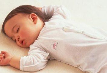 Comment mettre bébé à dormir sans larmes? Est-il possible?