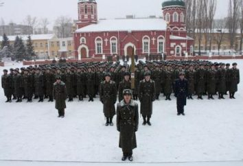 Military Air Academy, Voronezh: história, fotos e avaliações de estudos
