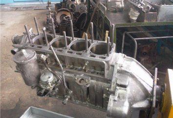 ZMZ-409: dane techniczne i naprawy
