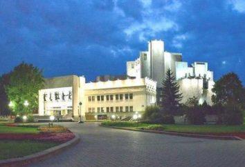 Białoruski Państwowy Akademicki Teatr Muzyczny: teatr repertuar, firma, adres,