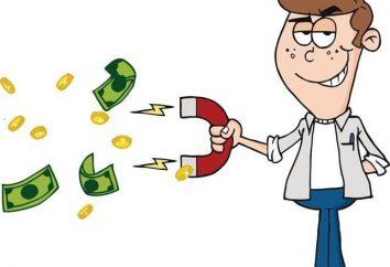 Rituale per attirare denaro come mezzo per ottenere ricchezza