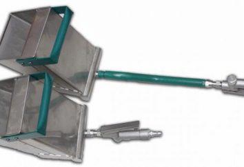Bucket Trichter eigene Hände: Beschreibung, Anweisungen und Empfehlungen. Plaster Einfülltrichter bucket