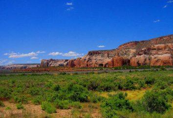 l'histoire du Nouveau-Mexique (États-Unis). attractions, des faits intéressants