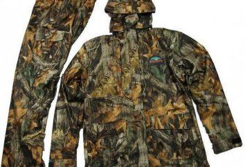 Anzug Jagd – eine Kombination aus Zuverlässigkeit und Komfort