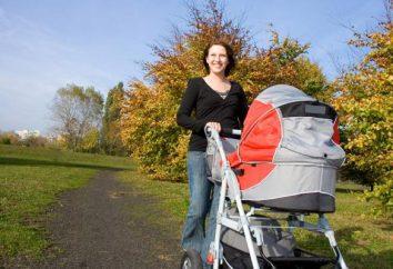 Jak zorganizować spacer jesienią z noworodka?