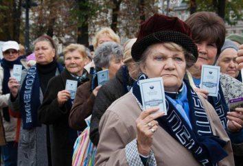 Qual è il congelamento dei risparmi pensionistici preso questa decisione, e dove conduce