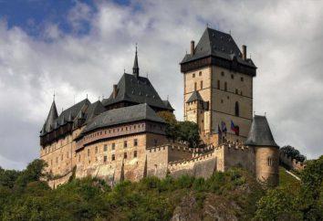 Co jest najbardziej znany czeski zamek? Nazwiska i zdjęcia zamków czeskich