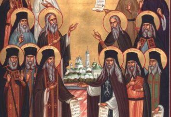 La oración de los ancianos de Optina en todos los días. Oraciones matutinas y vespertinas