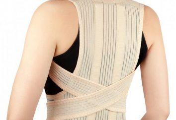 Corsetto per la correzione della postura: le recensioni. corsetto ortopedico per la correzione della postura: che uno è meglio?