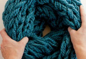 Como amarrar um lenço bonito sem raios