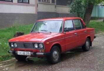 VAZ-21063: caractéristiques, pièces, réparation, système