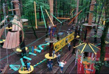 ville haute altitude – Parc « Mowgli »