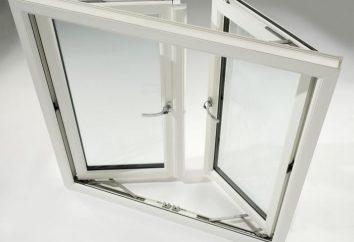 Comment ajuster la fenêtre en plastique, afin de ne pas museler? Fenêtre en matière plastique auto-ajustement