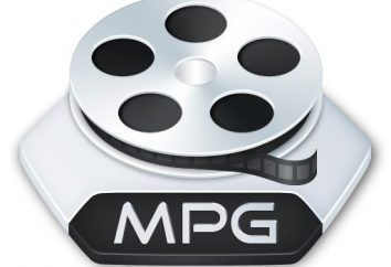 Otwarta MPG-format: najprostsze rozwiązanie