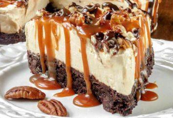 Attenzione al contenuto calorico! Cheesecake e le sue varietà nel menù