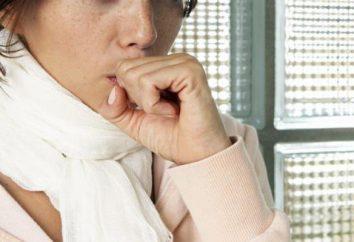 Possibili cause di tosse senza un raffreddore negli adulti