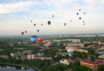 Población Pskov (Rusia): el clima, el medio ambiente, las áreas de la economía