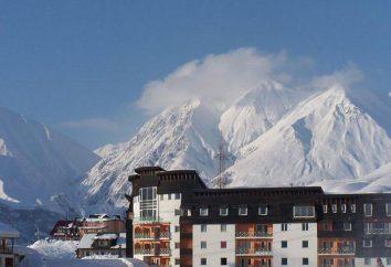 Ośrodek narciarski Gudauri (Georgia): zdjęcie, opinie