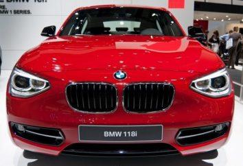 "Alemán ""penny» BMW 118i"