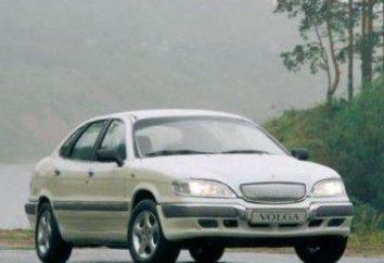 GAZ-3104 Volga: caractéristiques et description, caractéristiques et commentaires