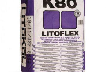 """Colla """"Litokol K 80"""": proprietà, caratteristiche, dispone di uso"""