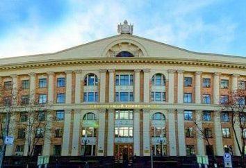 FU bajo el gobierno ruso. Mejores universidades de Rusia. Universidad Finanzas – Facultad