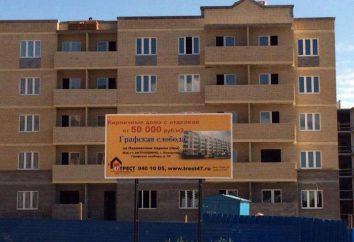 """Kompleks mieszkalny """"Osada Count"""" w dzielnicy Gatchina Sankt Petersburg: opis infrastruktury i opinie"""