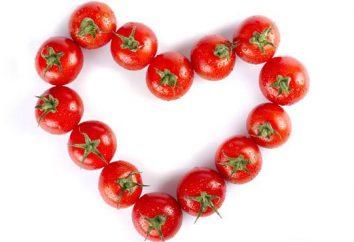 Jakie witaminy w pomidorach? Pomidory: korzyści i szkody