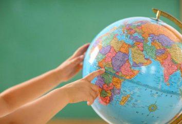 Hemisferio de la Tierra. Características y Funciones