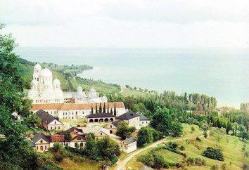 Nowy Atos. Jaskinia w Abchazji: adres, godziny otwarcia, zdjęcia