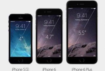 Tamaños de pantalla de los teléfonos inteligentes: cuál es el mejor para elegir y cuáles son los parámetros?
