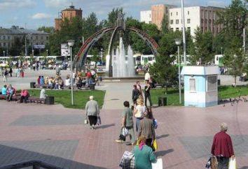 zona di Tyumen – la storia della città