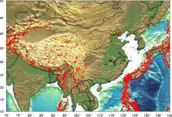 Najbardziej niszczycielskie trzęsienie ziemi w Chinach