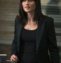 "Teresa Lisbon, l'eroina della serie ""The Mentalist"""