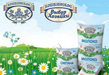 lait Koshkinskoye: caractéristiques, producteur et commentaires