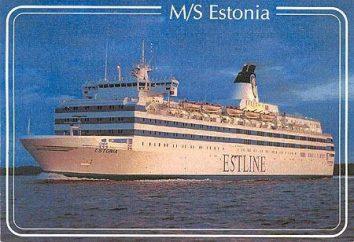 """O ferry """"Estônia"""" afundou. O mistério da morte do ferry """"Estônia"""""""