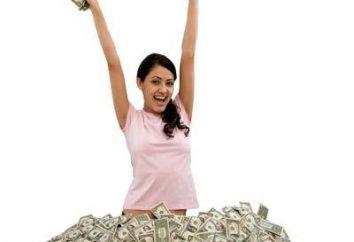 Skuteczne Rytuały dla przyciągnięcia pieniędzy