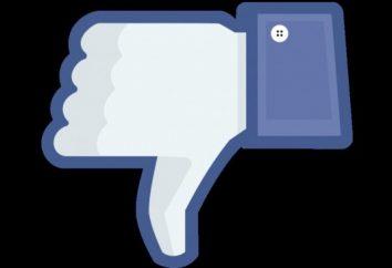 Sur Facebook va bouton « aversion », qui sera « comme » les utilisateurs de la santé mentale