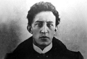 """Alexander Blok """"il valore, di eroismo, della gloria."""" La storia e l'analisi di poesie"""