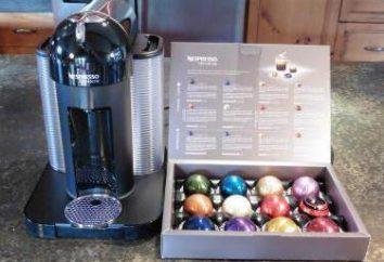 """Analogi kapsułek """"Nespresso"""": Przegląd, rodzaje, instrukcje użytkowania i informacje zwrotne"""