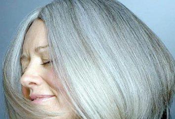 Perché i capelli diventano grigi prematuramente?