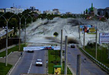 Alluvione a Krasnodar. La minaccia di inondazioni a Krasnodar