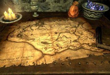 """Como obter os pergaminhos antigos """"Skyrim""""?"""