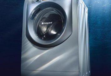 """máquina de lavar roupa """"Ariston"""": comentários de clientes, instruções, falhas, reparos"""