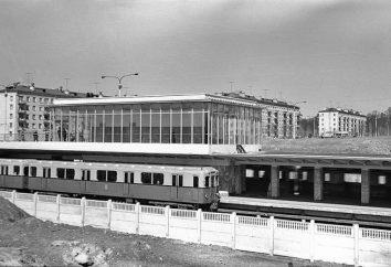 """TC """"Kruste"""": die U-Bahn-Station """"Bagrationovskaya"""" hat seine Sehenswürdigkeiten"""
