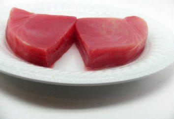 Bife de atum: receitas com fotos