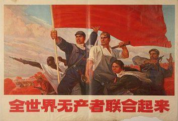 Travailleurs – est la force du mouvement populaire.