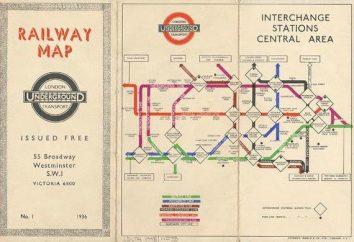 System metra w Londynie: historia rozwoju i obecnego stanu