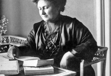 Maria Montessori: una biografía y fotos. datos de Interés